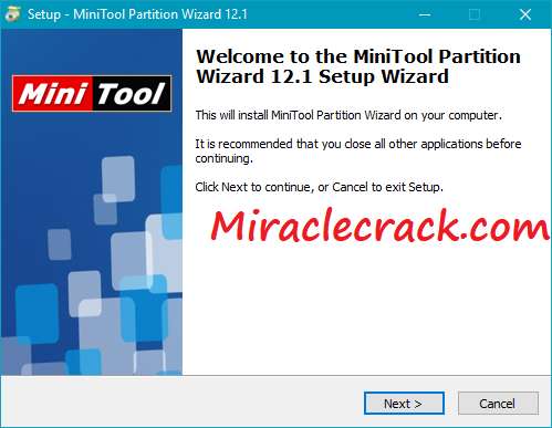 MiniTool Partition Wizard Mac