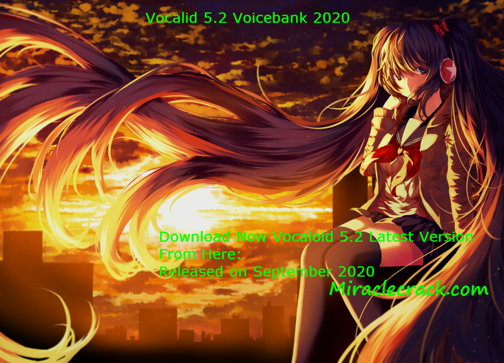 Vocaloid Serial Number