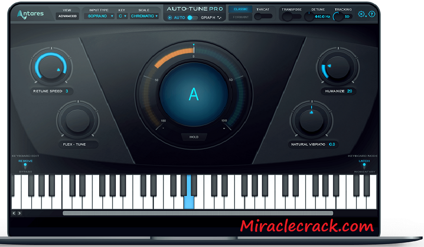 Antares Autotune Pro 9.2 Crack 2021 FREE Download Key [MAC] License Key!