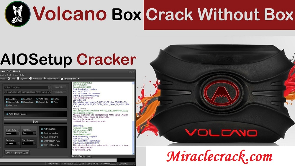 Volcano Box Free Download
