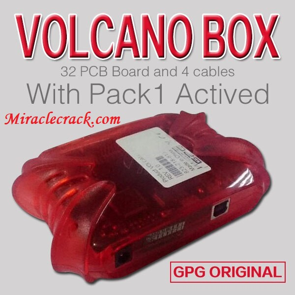 Volcano Box Dongle Crack