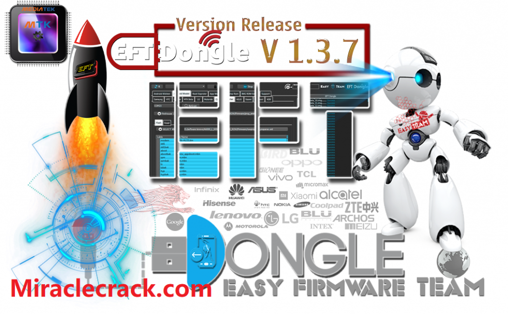 EFT Dongle 4.1 Crack Huawei Tool Latest Download!