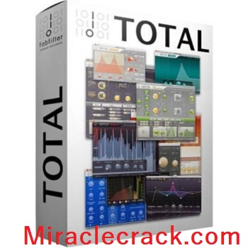 FabFilter Total Bundle License key