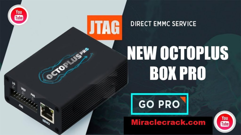 OCTOPLUS BOX FRP TOOL FOR SAMSUNG