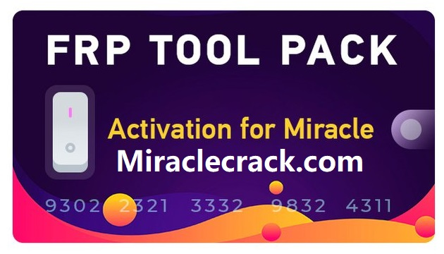 Miracle FRP Tool Free Cracked Edition