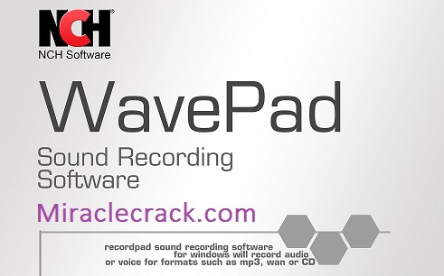 NCH WavePad Full License Code