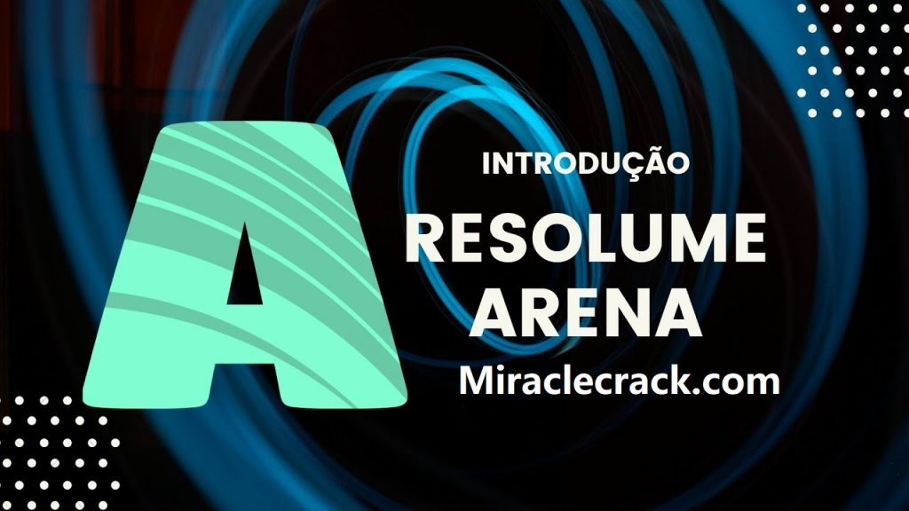 Resolume Arena Pro Patch Free Download