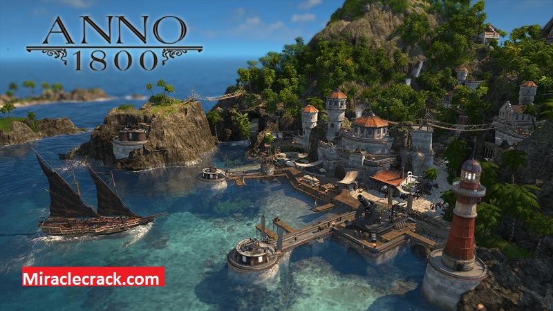 Anno 1800 Patch FREE Download